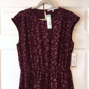 NWT | Collective Concepts | Katelynn Dress Purple